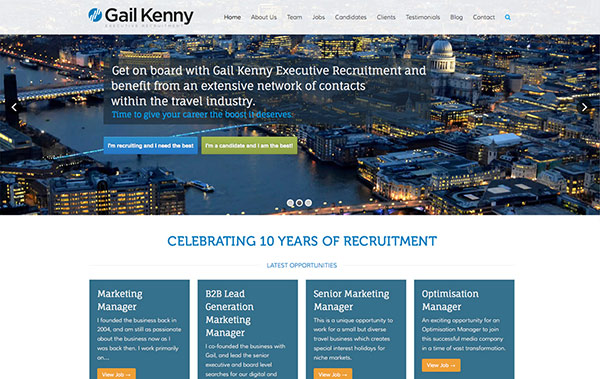 Gail Kenny Recruitment